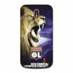 Coque Nokia 1 Licence Olympique Lyonnais - Rage de vaincre