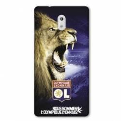 Coque Nokia 2 Licence Olympique Lyonnais - Rage de vaincre