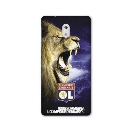 Coque Nokia 3 - N3 Licence Olympique Lyonnais - Rage de vaincre