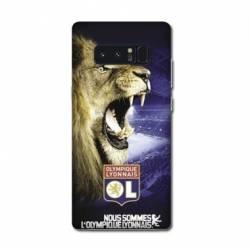 Coque Samsung Galaxy Note 8 Licence Olympique Lyonnais - Rage de vaincre