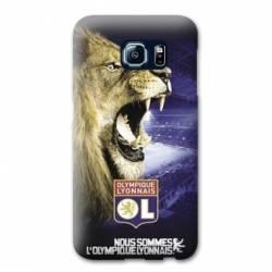 Coque Samsung Galaxy S7 Licence Olympique Lyonnais - Rage de vaincre