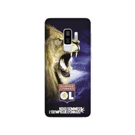 Coque Samsung Galaxy S9 Licence Olympique Lyonnais - Rage de vaincre