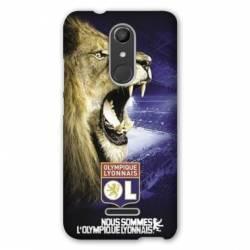 Coque Wiko View Prime Licence Olympique Lyonnais - Rage de vaincre