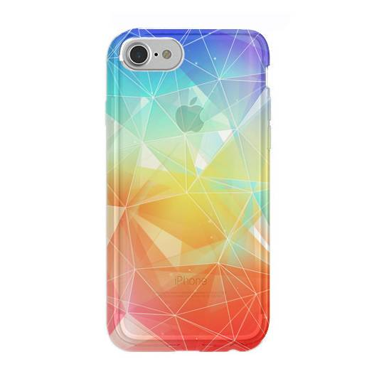Coque transparente Iphone 7 / 8 Origami