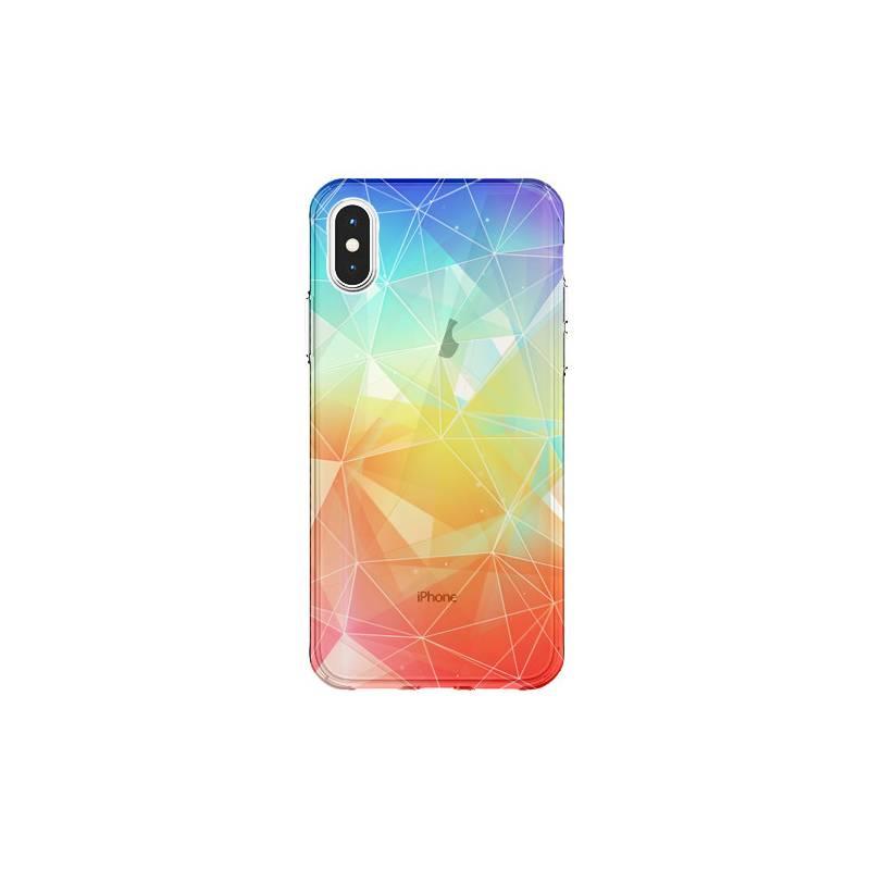 Coque transparente Iphone X / XR Origami