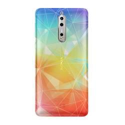 Coque transparente Nokia 8 Origami