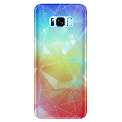 Coque transparente Samsung Galaxy S8 Plus + Origami
