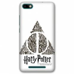 Coque Wiko Tommy3 / Tommy 3 WB License harry potter pattern