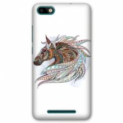Coque Wiko Tommy3 / Tommy 3 Animaux Ethniques