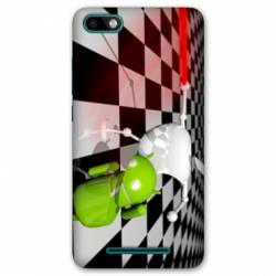Coque Wiko Tommy3 / Tommy 3 apple vs android