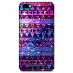 Coque Wiko Tommy3 / Tommy 3 motifs Aztec azteque