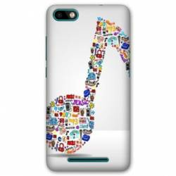 Coque Wiko Tommy3 / Tommy 3 Musique