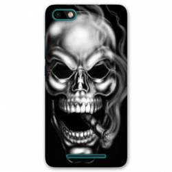 Coque Wiko Tommy3 / Tommy 3 tete de mort