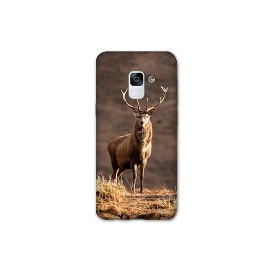Coque pour Samsung Galaxy J6 (2018) - J600 chasse peche