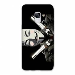 Coque Samsung Galaxy J6 (2018) - J600 Anonymous