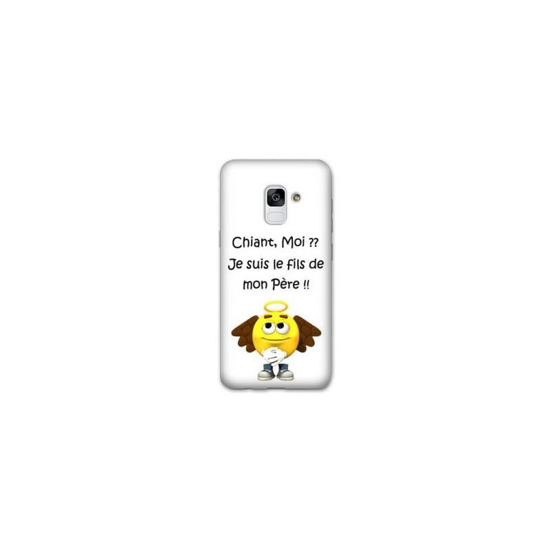 Coque Samsung Galaxy J6 (2018) - J600 Humour 621b9167b2ce