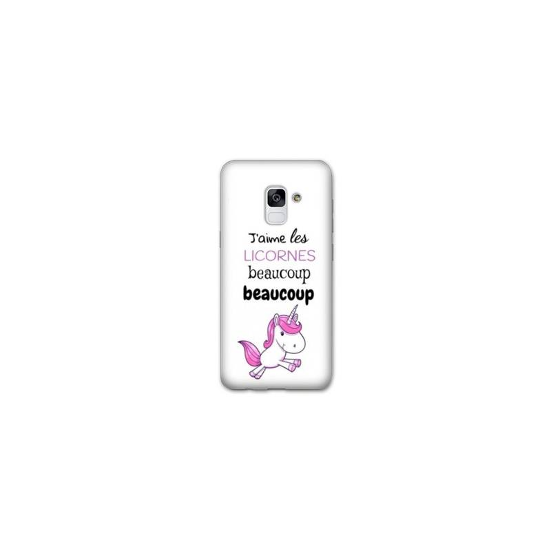 Coque Samsung Galaxy J6 (2018) - J600 Decale b1120cb2e88f