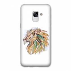 Coque Samsung Galaxy J6 (2018) - J600 Animaux Ethniques