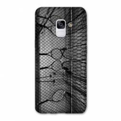 Coque Samsung Galaxy J6 (2018) - J600 Tennis