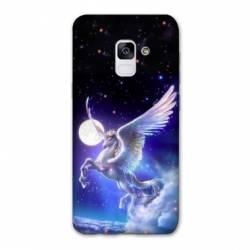 Coque Samsung Galaxy J6 (2018) - J600 Licorne