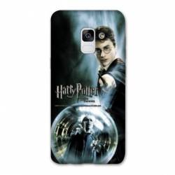 Coque Samsung Galaxy J6 (2018) - J600 WB License harry potter C