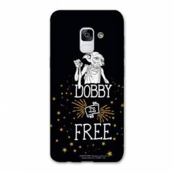 Coque Samsung Galaxy J6 (2018) - J600 WB License harry potter dobby