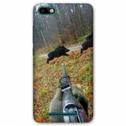 Coque Huawei Y5 (2018) chasse peche
