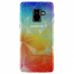 Coque transparente Samsung Galaxy J6 (2018) - J600 Origami