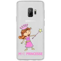 Coque transparente Samsung Galaxy J6 (2018) - J600 magique mme princesse