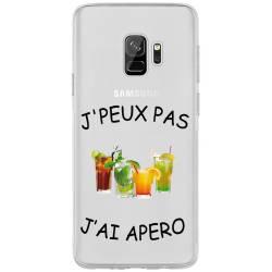 Coque transparente Samsung Galaxy J6 (2018) - J600 jpeux pas jai apero