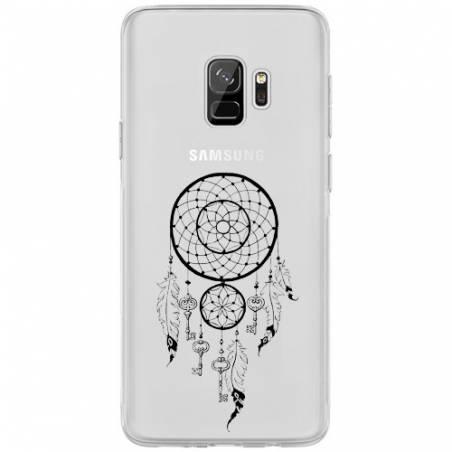 Coque transparente Samsung Galaxy J6 (2018) - J600 feminine attrape reve cle