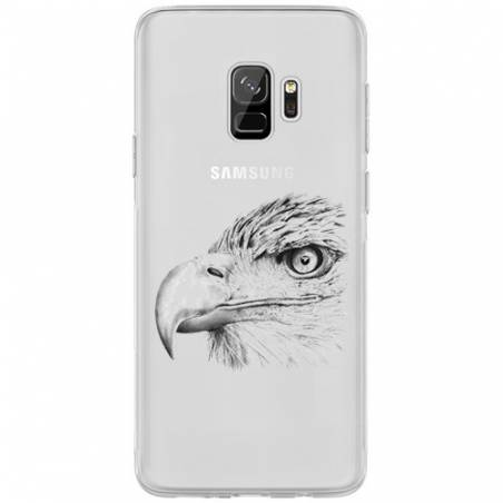 Coque transparente Samsung Galaxy J6 (2018) - J600 aigle