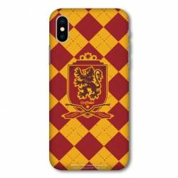 Coque Iphone XS WB License harry potter ecole