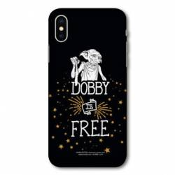 Coque Iphone XS WB License harry potter dobby