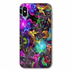 Coque Iphone XS Psychedelic
