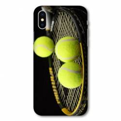 Coque Iphone XS Tennis