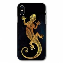 Coque Iphone XS Animaux Maori