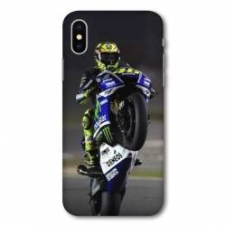 Coque Iphone XS Moto
