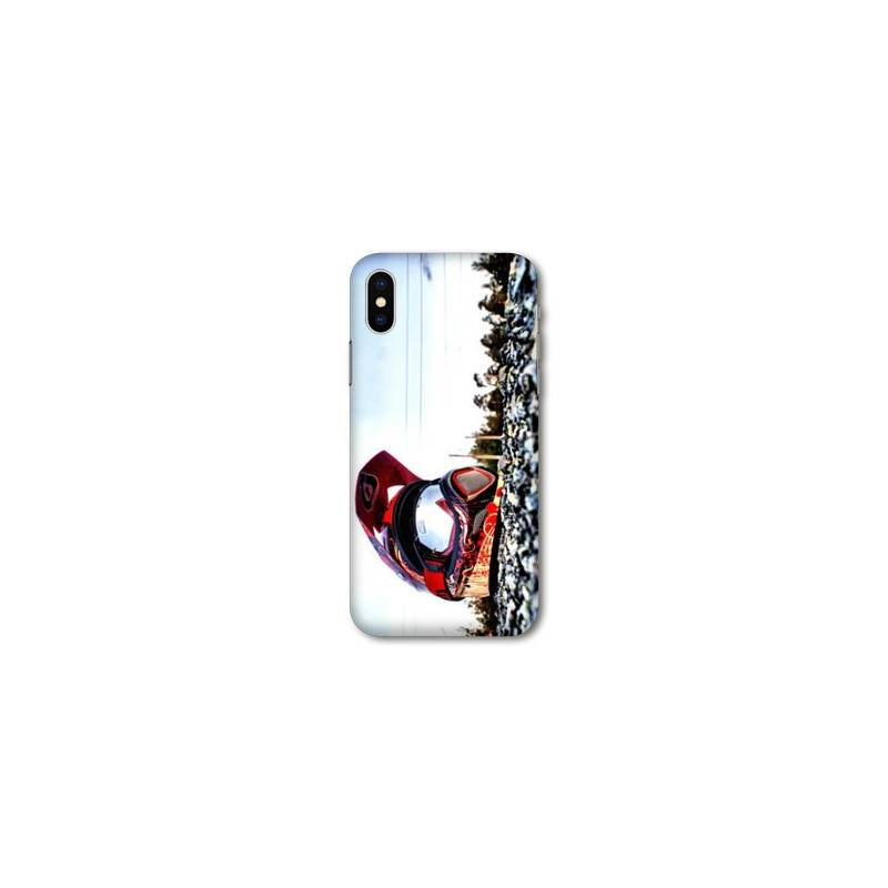coque moto iphone xr
