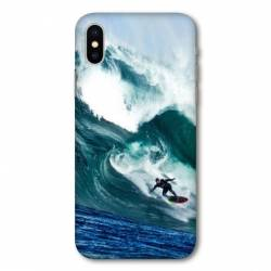 Coque Iphone XS Sport Glisse