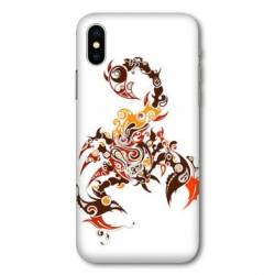 Coque Iphone XS reptiles