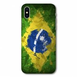 Coque Iphone XS Bresil