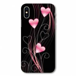 coque iphone xr amour