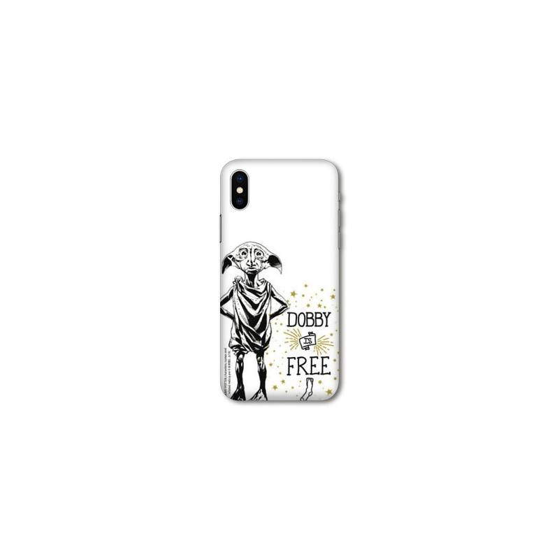 Coque Iphone XS Max WB License harry potter dobby
