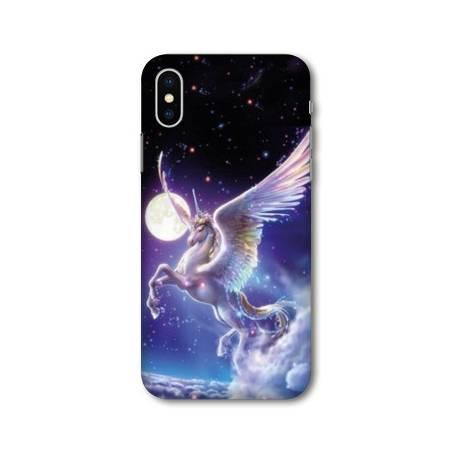 Coque Iphone XS Max Licorne