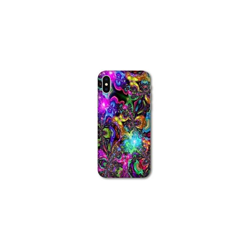 Coque Iphone XS Max Psychedelic