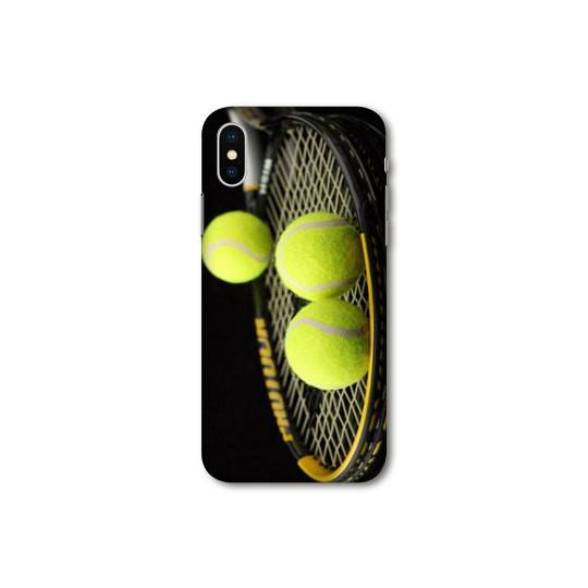 Coque Iphone XS Max Tennis
