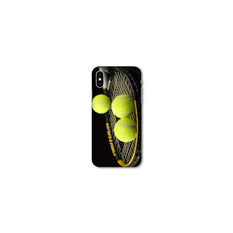 Coque pour iphone XS Max Tennis