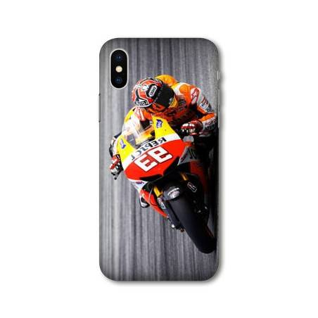 Coque Iphone XS Max Moto