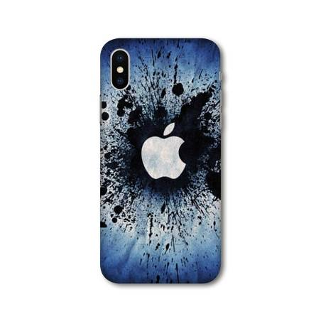 Coque Iphone XS Max apple vs android